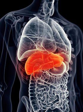 Pierwsze symptomy zapalenia wątroby (WIDEO)