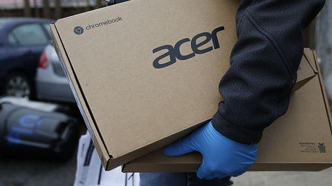 Acer zhakowany po raz drugi w tym roku. Dane wystawiono na sprzedaż