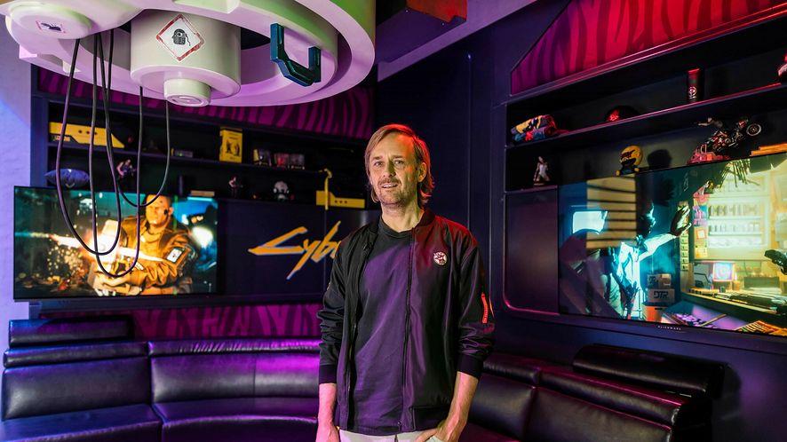 Marcin Iwiński, współzałożyciel CD Projekt RED