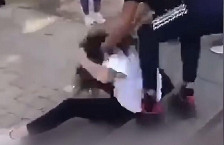 Francja wstrząśnięta. Drastyczne nagranie ze szkoły
