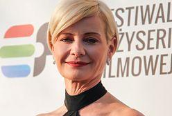 Małgorzata Kożuchowska w ferworze pracy. Aktorka boi się zakażenia
