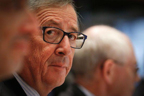 Nowy szef Komisji Europejskiej Jean-Claude Juncker