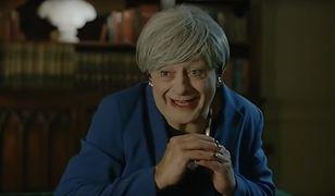 Andy Serkis grający Golluma we Władcy Pierścieni sparodiował premier May