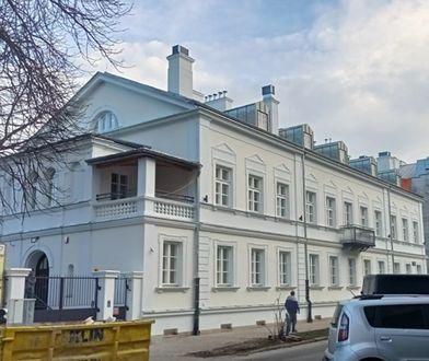 Warszawa. Pałacyk Konopackiego wkrótce otworzy się dla nowych użytkowników. Będą zachwyceni