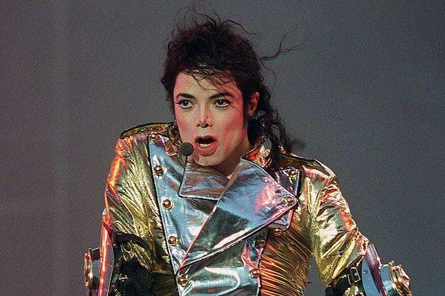 Michael Jackson -  400 mln dol. w 12 miesięcy