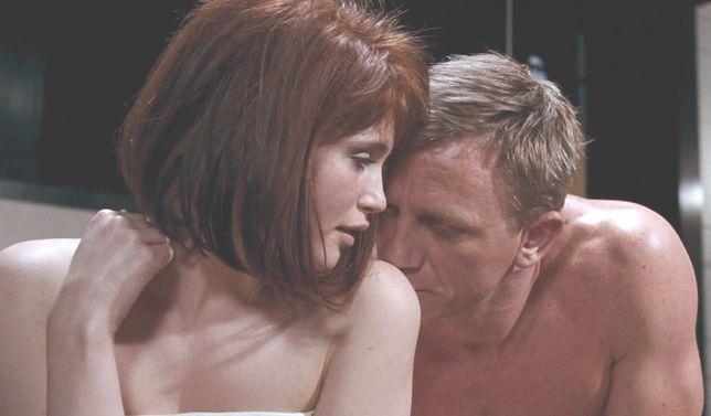 Gemma Artreton zagrała dziewczynę Bonda 10 lat temu