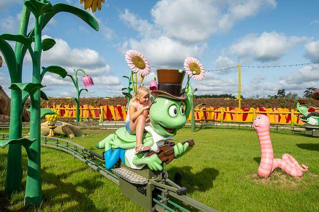 Majaland- park rozrywki, w którym spotkasz Pszczółkę Maję