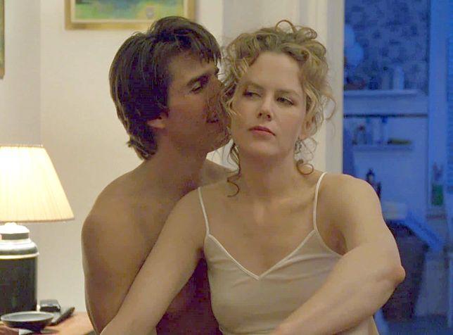 """Scena łóżkowa w """"Oczach szeroko zamkniętych"""" była kręcona przez 48 godz. w ciągu 6 dni"""