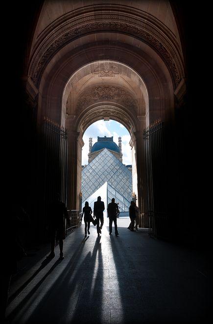 Atrakcje Paryża - Luwr