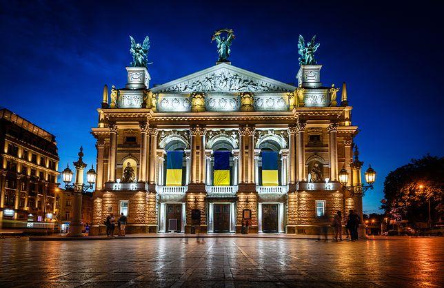 Lwowskie Stare Miasto wpisane jest na listę UNESCO