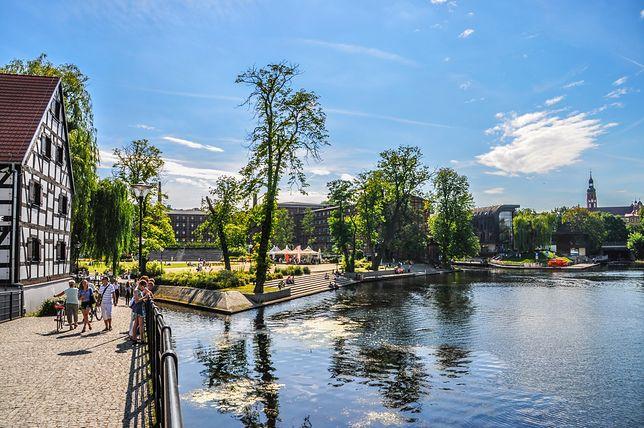 Na przestrzeni ostatnich lat Bydgoszcz przeszła zaskakującą metamorfozę