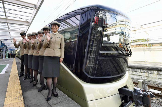 Pociąg jak hotel. Nowa wizytówka japońskich kolei