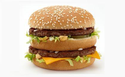 Znamy skład słynnej kanapki Big Mac