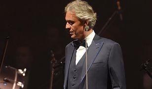 Andrea Bocelli oddał hołd Adamowiczowi. Publiczność była wzruszona