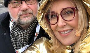 """WOŚP 2020: Agata Młynarska i brat Pawła Adamowicza. """"Gdańsk gotowy na finał"""""""