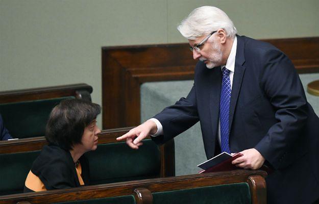 """Nowoczesna ostro o słowach Witolda Waszczykowskiego. """"Aroganckie i impertynenckie"""""""