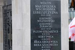"""Birczy zabrano miejsce na tablicy na Grobie Nieznanego Żołnierza. """"Konieczność wyboru"""""""