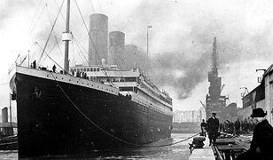 List utonął w wodach Atlantyku, ale go odnaleziono
