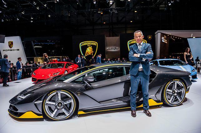 """""""Hybrydy nie idą w parze z samochodami sportowymi"""". Maurizio Reggiani opowiada nam na o przyszłości Lamborghini"""