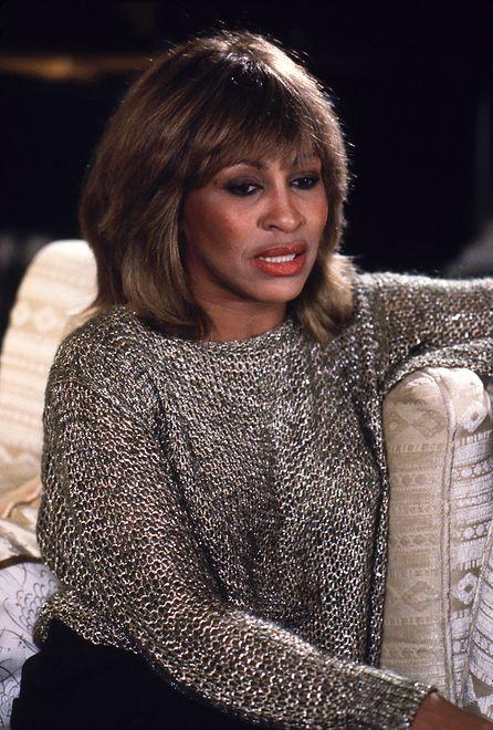Tina Turner próbowała odebrać sobie życie