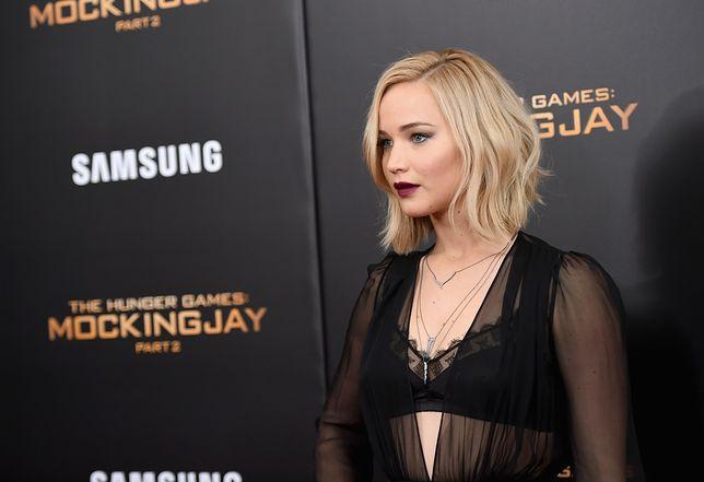 """Jennifer Lawrence o """"eksperymencie z kwasem, który się nie udaje"""""""
