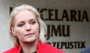 Dominika Chorosińska komentuje dla WP wybory do Parlamentu Europejskiego 2019