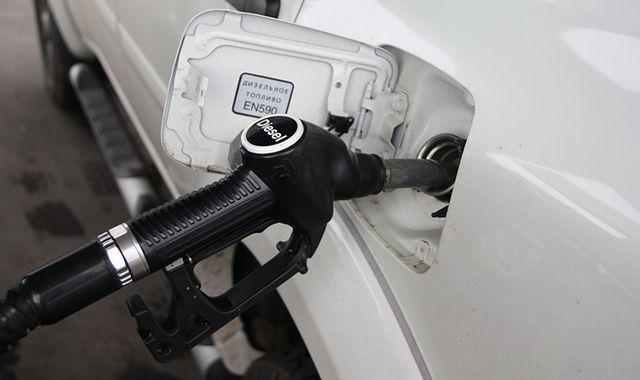 tankowanie,diesel,on
