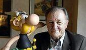 Albert Uderzo odchodzi na emeryturę