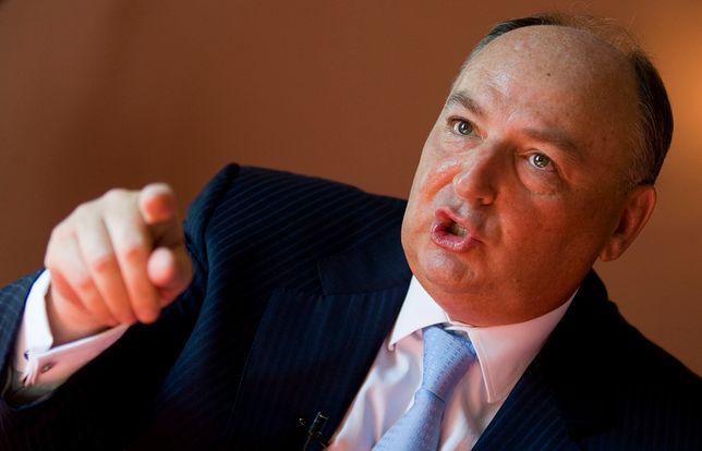Przewodniczący Europejskiego Kongresu Żydowskiego Mosze Kantor