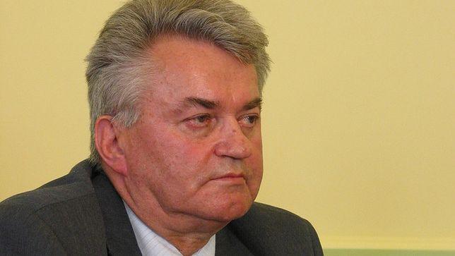 Henryk Słonina był prezydentem Elbląga w latach 1998-2010