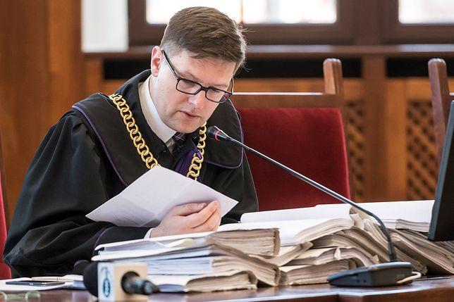 Sędzia Łukasz Franckiewicz powiedział na rozprawie, że podobnych spraw jest coraz więcej