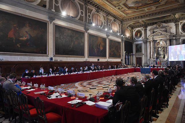 Posiedzenie Komisji Weneckiej (zdj. arch.)