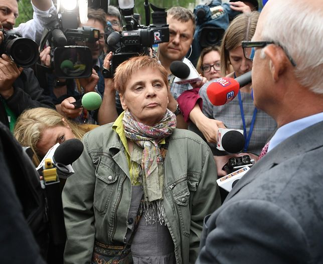 Janina Ochojska wykluczyła dołączenie do protestu, który od ponad miesiąca trwa w Sejmie