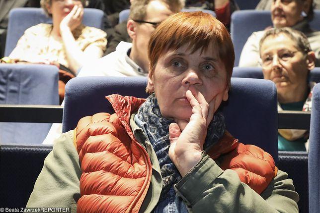 """Janina Ochojska solidarna z europosłami KE. """"Też bym tak zrobiła"""""""