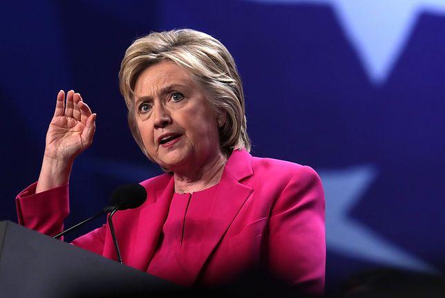 FBI nie zaleca ścigania Clinton w sprawie jej prywatnej skrzynki mailowej