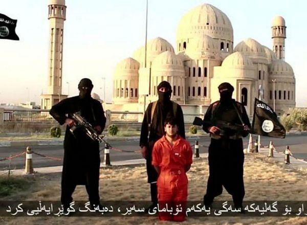 Dżihadyści znów publikują nagranie