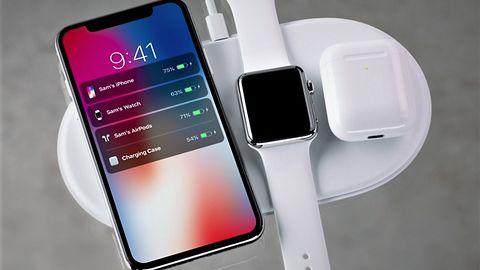 Bezprzewodowa ładowarka Apple opóźniona przez problemy z przegrzewaniem