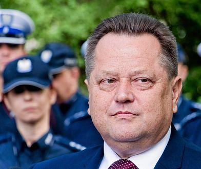 Miejsce prowokacji nie było przypadkowe: Zambrów leży w okręgu wyborczym ministra Zielińskiego.
