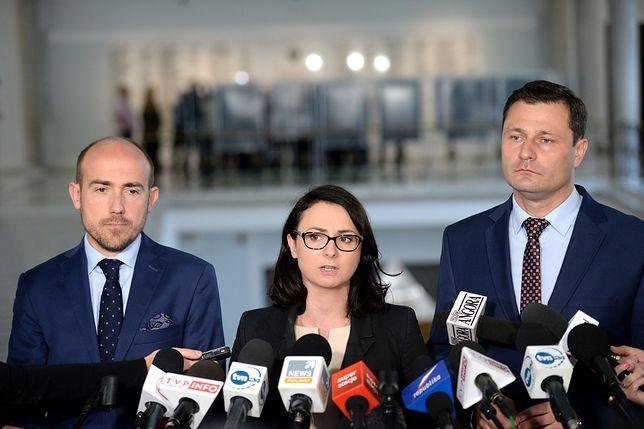 Posłowie PO, Nowoczesnej i PSL chcą spotkać się z prezydentem. Jak Jarosław Kaczyński