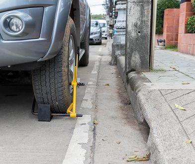 Na szczęście nie musisz uciekać się do tak drastycznych środków, by unieruchomić swój samochód