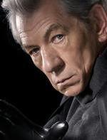 Ian McKellen starym Holmesem
