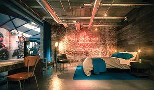 Wnętrza pokoi będą stylizowane, by wyglądały jak browar