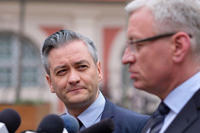 Biedroń rozwiewa wątpliwości ws. wyborów. Deklaracja
