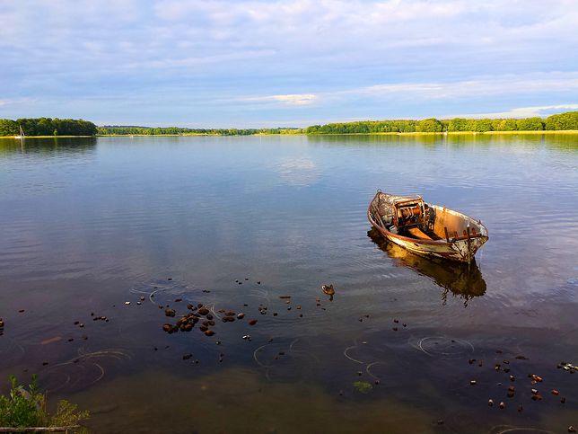 Jezioro Jeziorak, woj. warmińsko-mazurskie