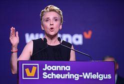 Joanna Scheuring-Wielgus poza Europarlamentem. Psia afera się zemściła