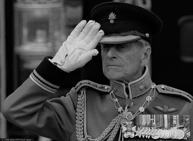 Książę Filip nie żyje. Wielka Brytania oddaje hołd księciu Edynburga