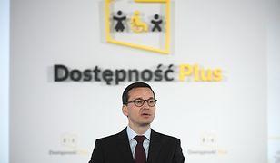 Morawiecki zapowiedział utworzenie daniny podczas piątkowej wizyty w Sejmie