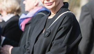 Joanna Racewicz została w tym roku zwolniona z TVP