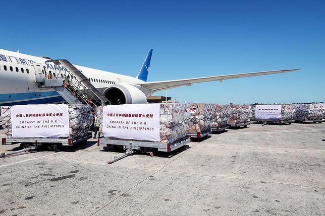 Koronawirus. USA ma blokować transporty sprzętu medycznego do Europy i Kanady.