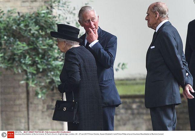 Książę Karol i książę Filip od lat pozostają w konflikcie
